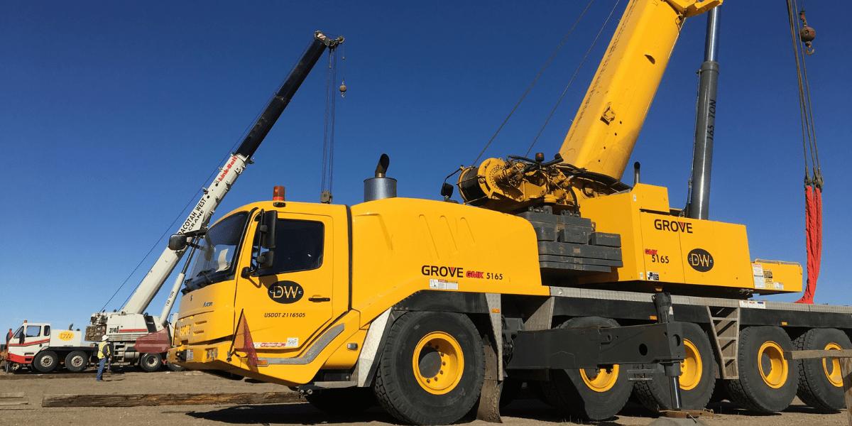 tandem crane vessel lift ton ton